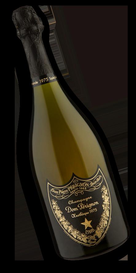 Champagne Dom Pérignon Oenothèque 1975