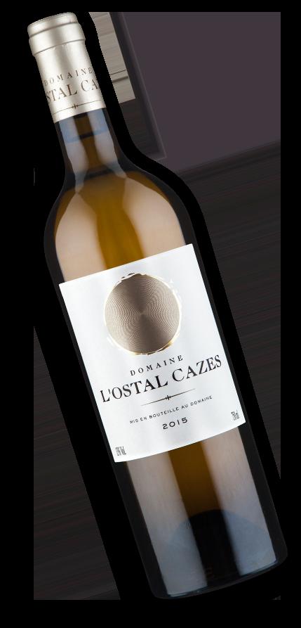 Domaine Lostal Cazes White 2015