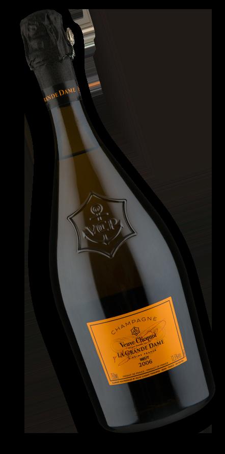 Champagne La Grande Dame 2006