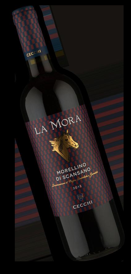 La Mora D.O.C.G. Morellino di Scansano 2015