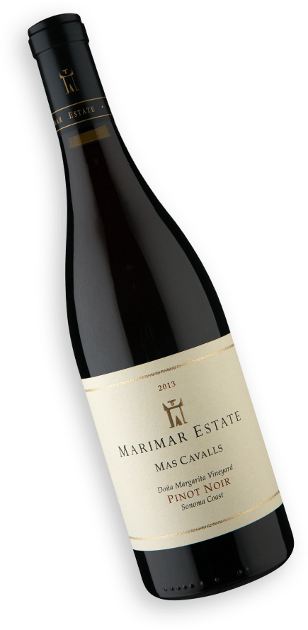 Marimar Estate Mas Cavalls Doña Margarida Vineyard Pinot Noir 2013