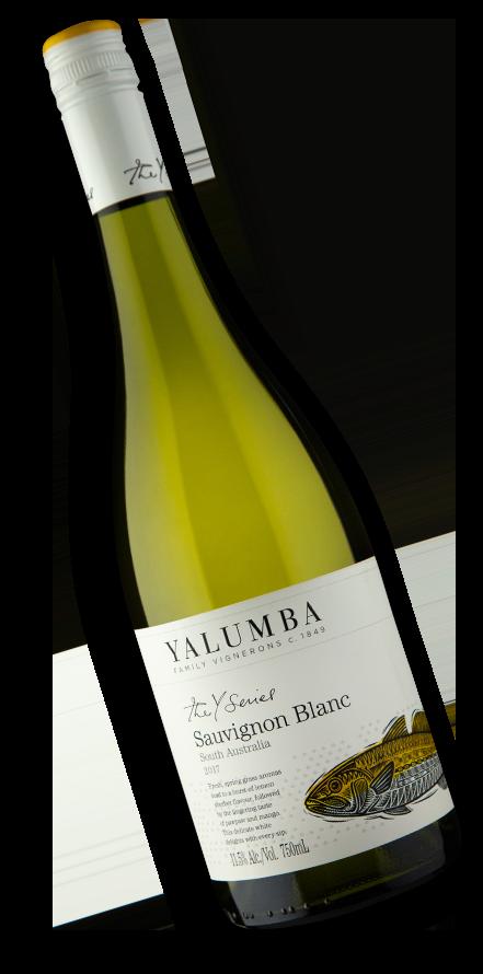 Yalumba The Y Series Sauvignon Blanc 2017
