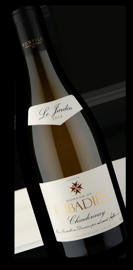 Domaine de Cibadiès Le Jardin Chardonnay 2016