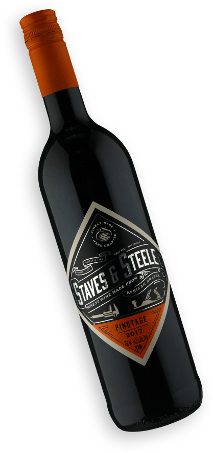 Stave and Steele Pinotage 2017