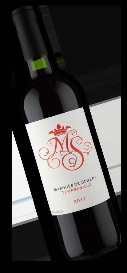 Marqués De Somera Tempranillo 2017