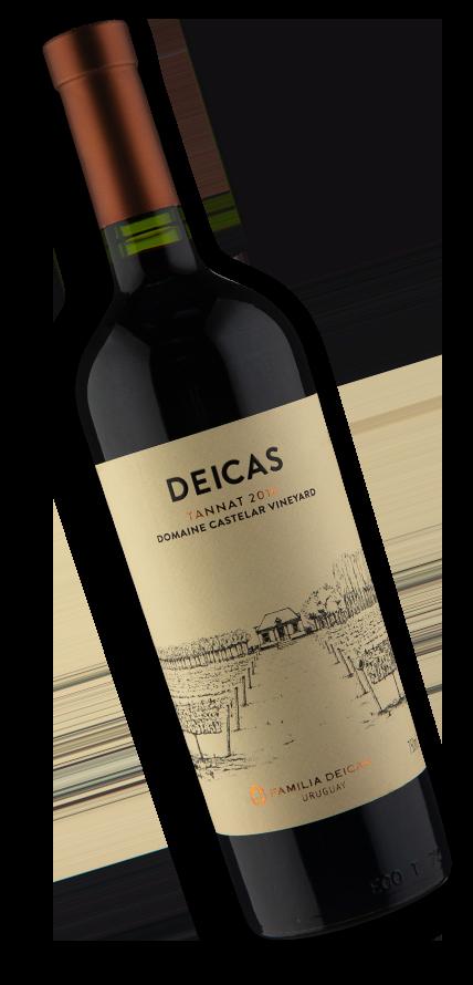 Familia Deicas Domaine Castelar Vineyard Tannat 2016