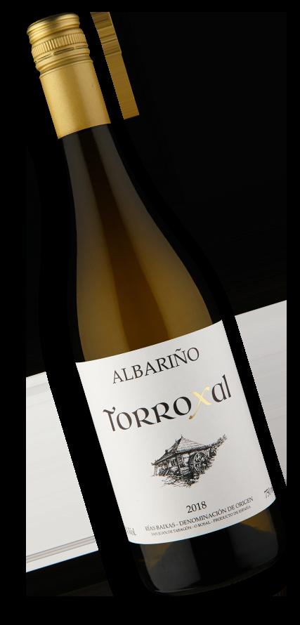 Torroxal D.O. Rías Baixas Albariño 2018