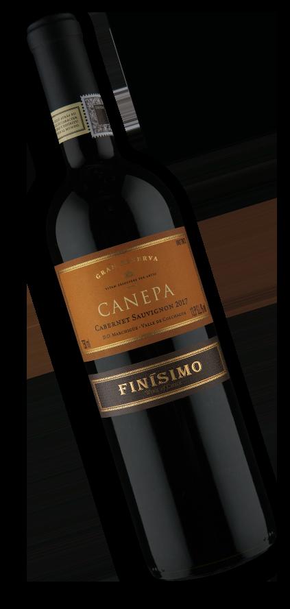 Canepa Finísimo Gran Reserva Cabernet Sauvignon 2017