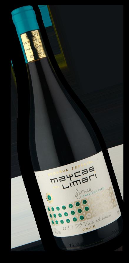 Maycas del Limarí Reserva Especial Syrah 2016