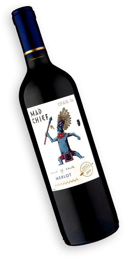 Mad Chief Merlot 2018