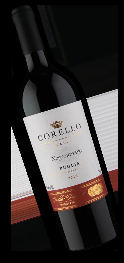 Corello I.G.P. Puglia Negroamaro 2018