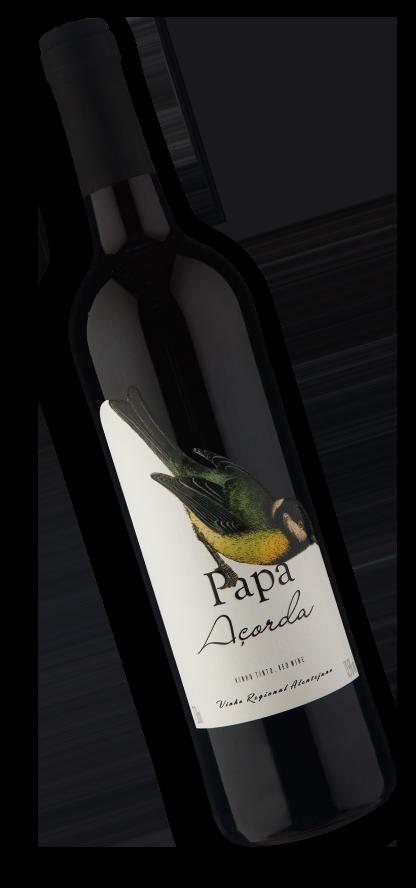 Papa Açorda Colheita Tinto 2018