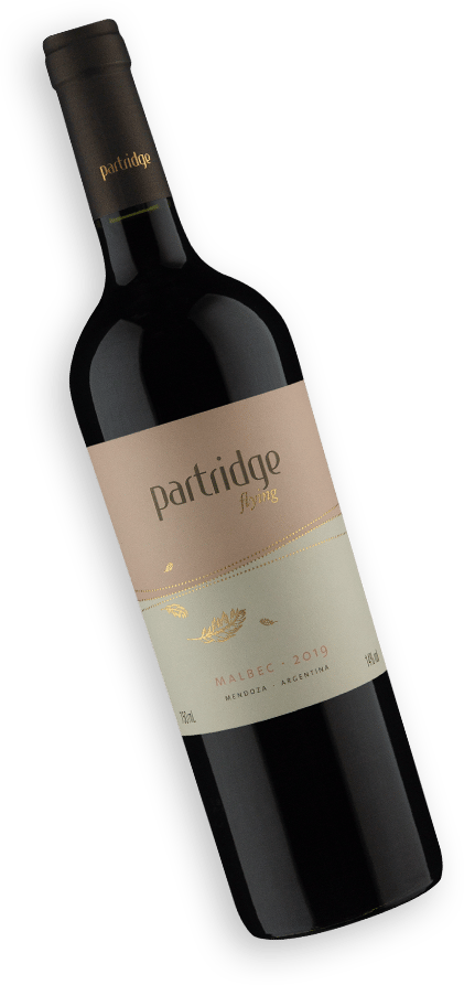 Partridge Flying Malbec 2019