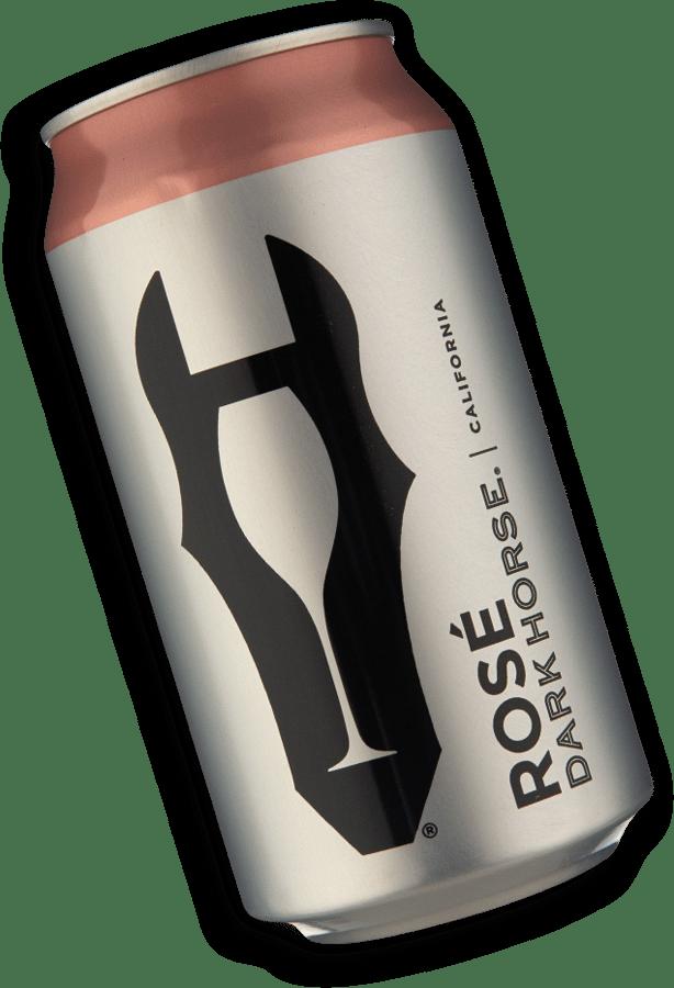 Dark Horse Rosé Lata 375ml
