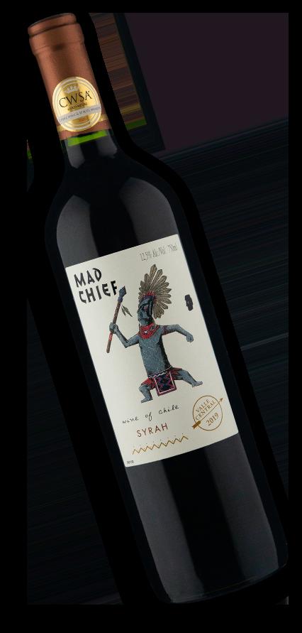 Mad Chief Syrah 2019