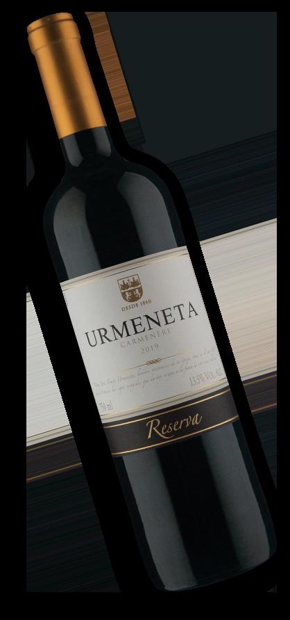 Urmeneta Reserva Carmenere 2019