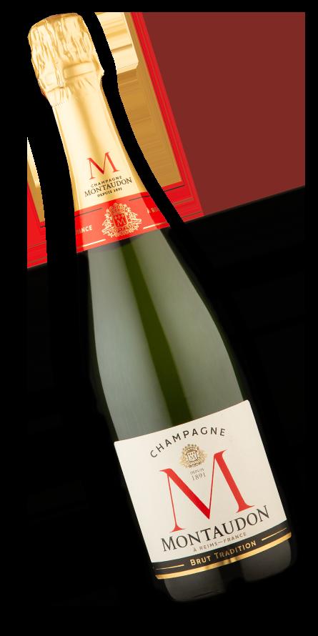 Champagne Montaudon Brut