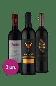WineBox Trio Renomados da Espanha - ABS-Rio