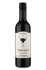 Toro Loco D.O.P. Utiel-Requena Tinto Superior 2019 375 ml