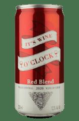 Its Wine OClock Red Blend 2020 Lata 250 mL