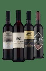Kit Tintos Mundiais Maravilhosos (4 garrafas)