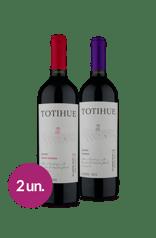 Kit Totihue Classic D.O. Central Valley (2 garrafas)