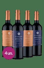 Kit Amauta Corte (4 garrafas)