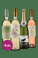 Kit Refrescante Argentina & Espanha (4 garrafas)