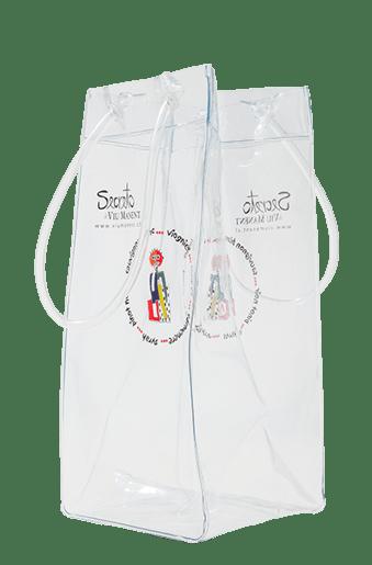 BOLSA PLASTICA ICE-BAG SECRETO (PROMOÇÃO)