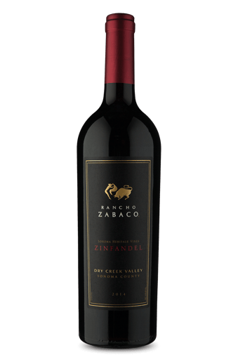 Rancho Zabaco Sonoma Heritage Vines Zinfandel 2014