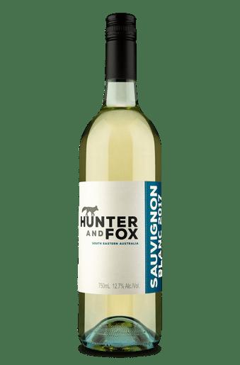 Hunter and Fox Sauvignon Blanc 2017