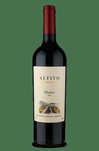 Altivo Vineyard Selection Malbec 2018