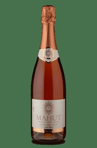 Espumante Lidio Carraro Mahut Kosher Rosé Brut