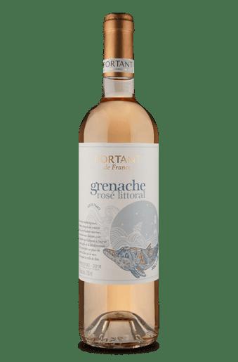 Fortant de France Terroir Littoral Grenache Rosé 2018