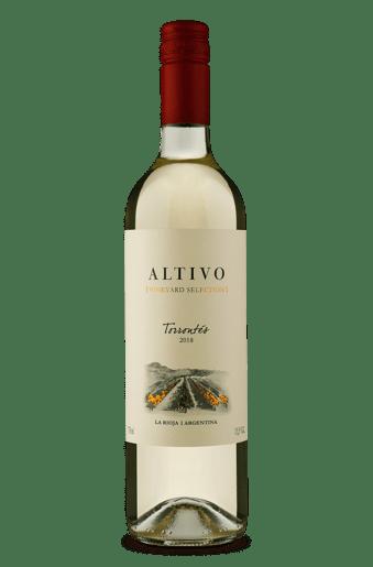 Altivo Vineyard Selection La Rioja Torrontés 2018