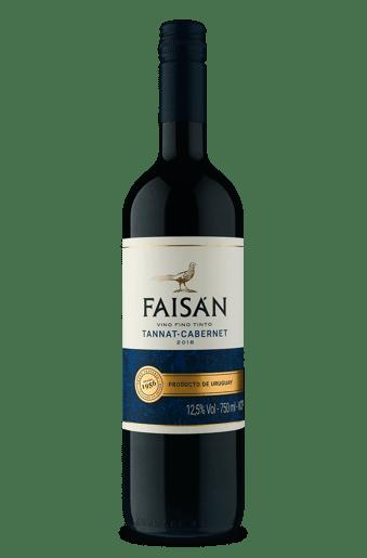 Faisán Tannat Cabernet 2018