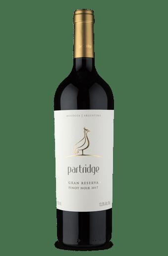 Partridge Gran Reserva Pinot Noir 2017