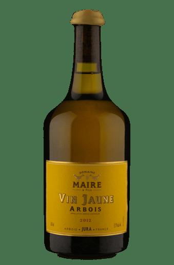 Domaine Maire & Fils Vin Jaune A.O.C. Arbois Blanc 2012 620mL