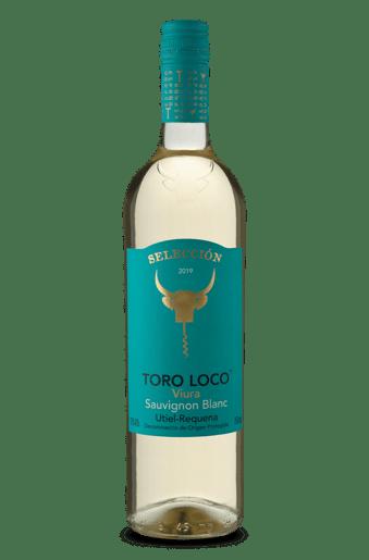 Toro Loco D.O.P. Utiel-Requena Viura Sauvignon Blanc 2019