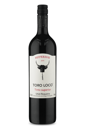 Toro Loco D.O.P. Utiel-Requena Tinto Superior 2019