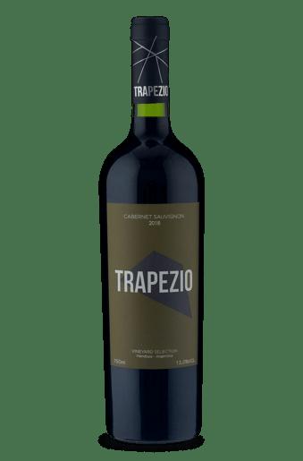 Trapezio Vineyard Selection Cabernet Sauvignon 2018.