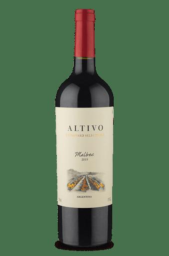 Altivo Vineyard Selection Malbec 2019
