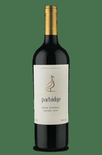 Partridge Gran Reserva Malbec 2018