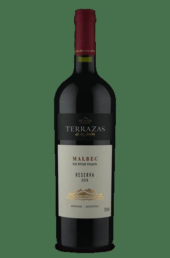 Terrazas de los Andes Reserva Malbec 2018