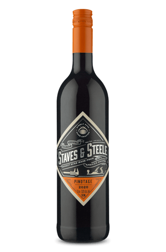Staves and Steele Pinotage 2020
