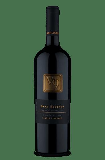 V9 Gran Reserva Single Vineyard D.O. Valle del Maipo Carménère 2018