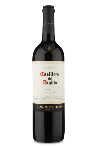 Casillero del Diablo Merlot 2019