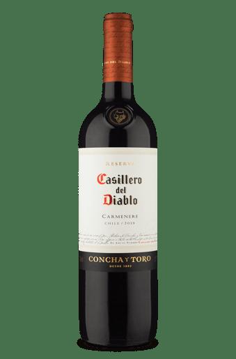 Casillero Del Diablo Carménère 2019