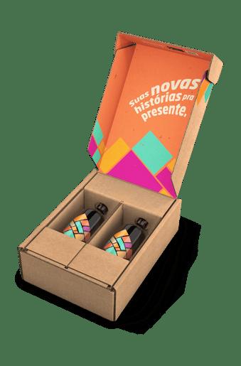 Winebox Presente 02 UN