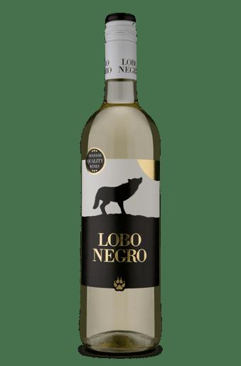 Lobo Negro Branco